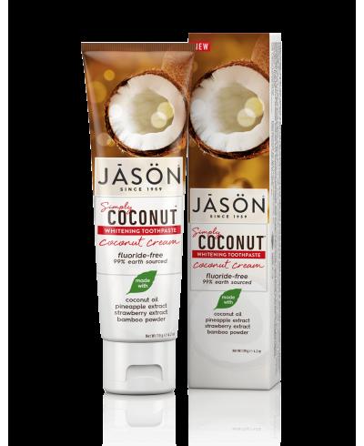 Bieliaca zubná pasta Coconut Cream