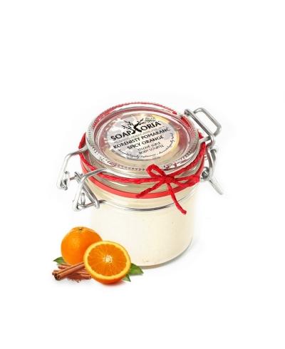 Korenistý pomaranč Telové suflé