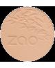 Kompaktný púder 303 Brown Beige - náplň ZAO