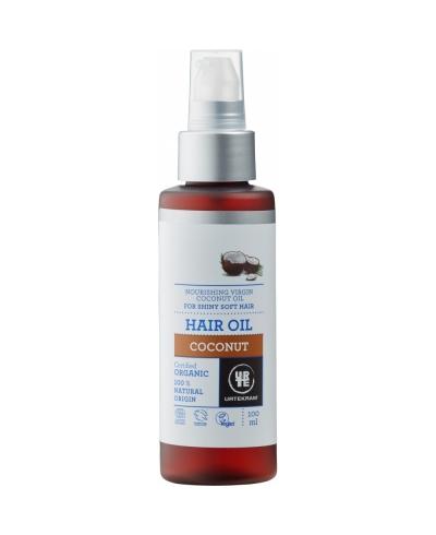 Hydratačný olej na vlasy Urtekram