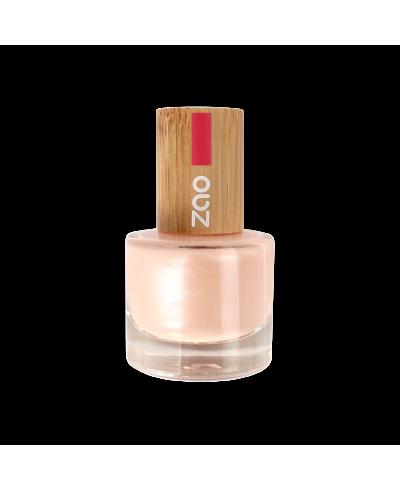 Lak na nechty 672 Ballerina pink ZAO