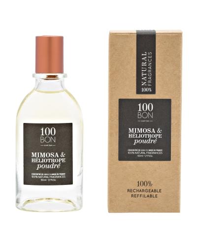 Mimosa & Heliotrope Poudre EDP 50ml 100 BON
