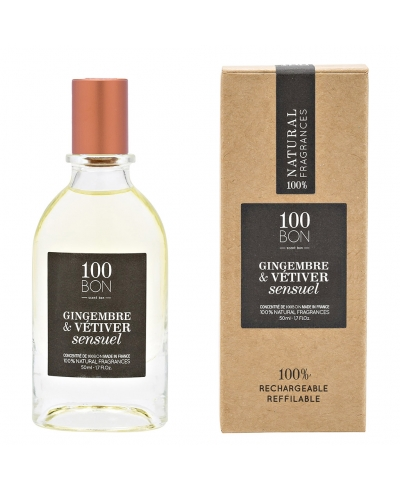 Gingembre & Vetiver Sensuel EDP 50ml 100 BON