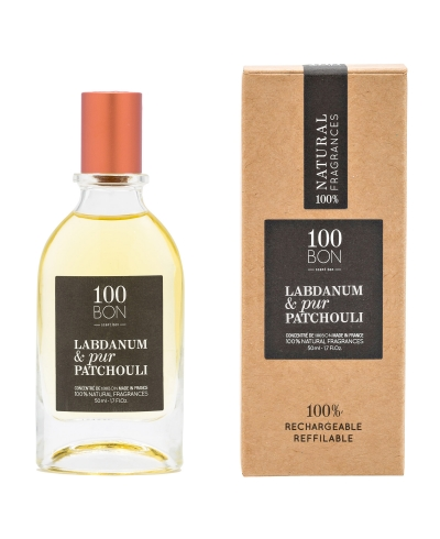 Labdanum & Pur Patchouli EDP 50ml 100 BON