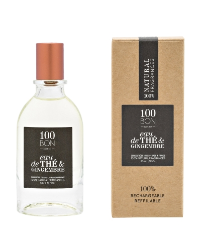 Eau De The & Gingembre EDP 50ml 100 BON