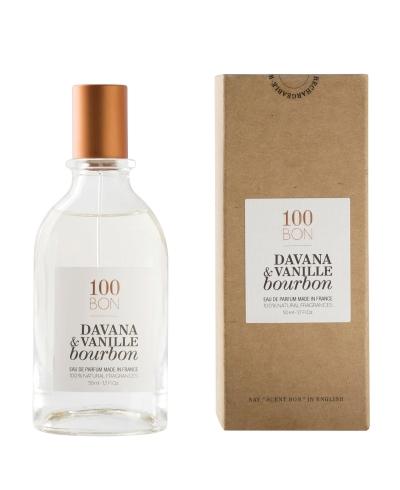 Davana & Vanille Bourbon 50ml 100 BON