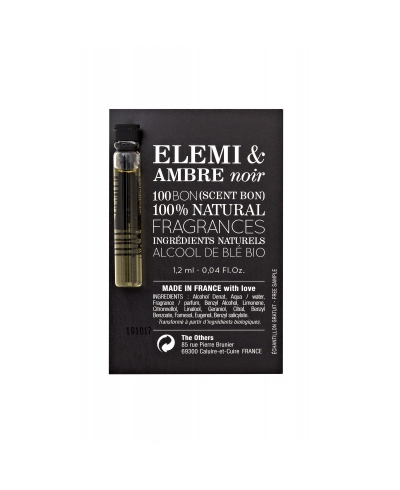 Elemi & Ambre Noir EDP vzorka 100 BON