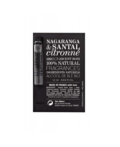 Nagaranga & Santal Citronne EDP vzorka 100 BON