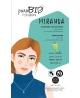 Maska na zmiešanú až mastnú pleť MIRANDA - banánová PuroBIO