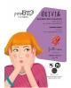 Alginátová maska na zmiešanú až mastnú pleť OLIVIA - red fruits PuroBIO