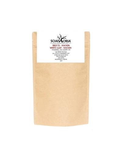 Biely íl (kaolín) - Zero waste - Soaphoria