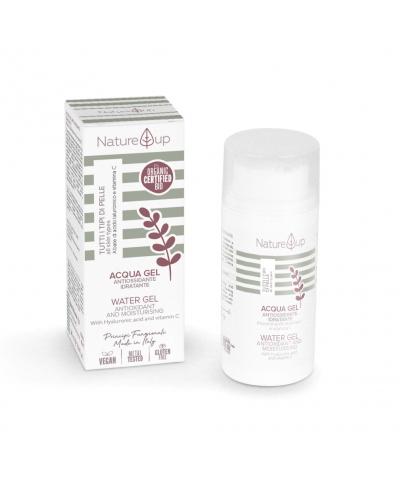 Hydratačné sérum s kys. hyalurónovou a vitamínom C Nature up