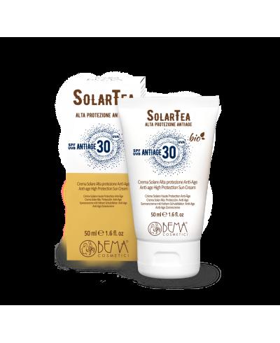 Pleťový anti-aging krém s SPF 30 Solar Tea