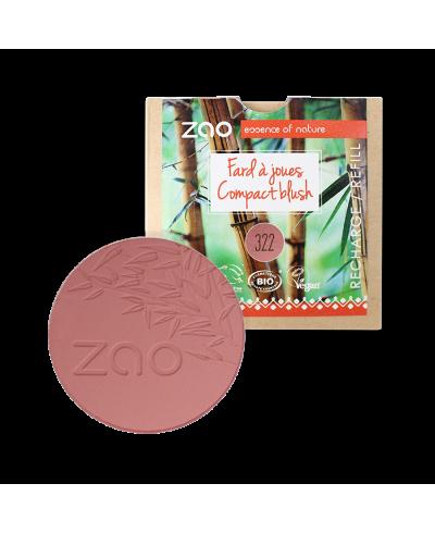 Lícenka 322 Brown Pink - náplň ZAO