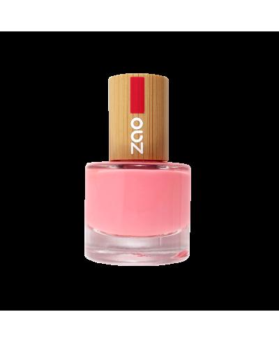 Lak na nechty 654 Hot Pink ZAO