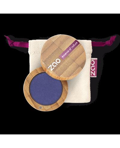 Perleťový očný tieň 112 Azure Blue ZAO