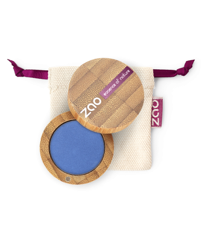 Perleťový očný tieň 120 Royal Blue ZAO
