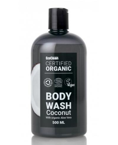 Sprchový gél - Kokos EcoClean