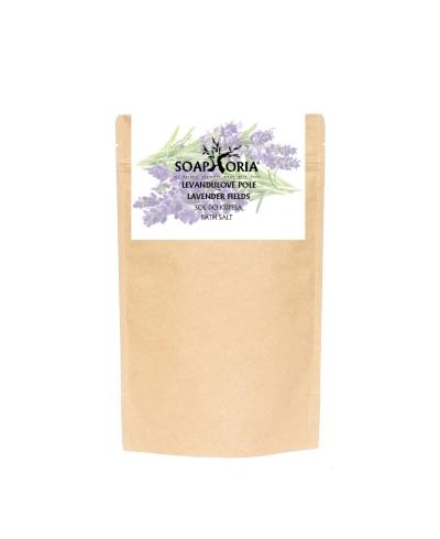 Levanduľoví pole - soľ do kúpeľa Soaphoria