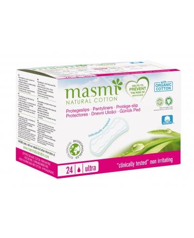 Ultratenké slipové vložky Masmi