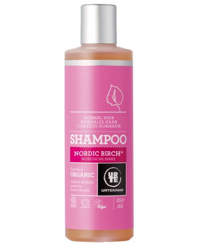 Šampón so severskou brezou