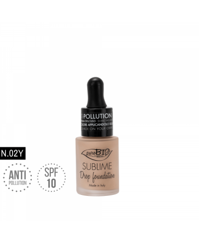 Tekutý make-up Drop foundation 02Y