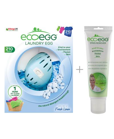 Pracie vajíčko na 210 praní - jarné kvety Ecoegg