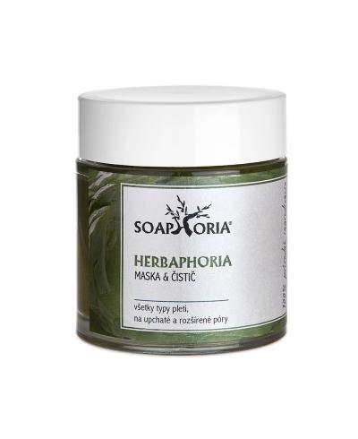 Herbaphoria - maska a čistič Soaphoria