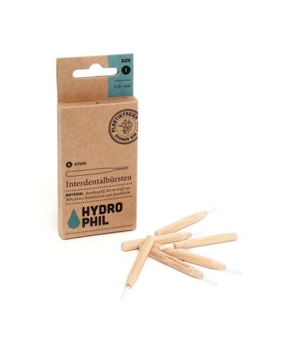 Medzizubné kefky bambus 0,45mm