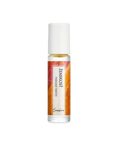 Ženskosť - prírodný parfém