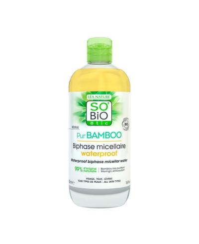 Dvojfázová micelárna voda So Bio Etic