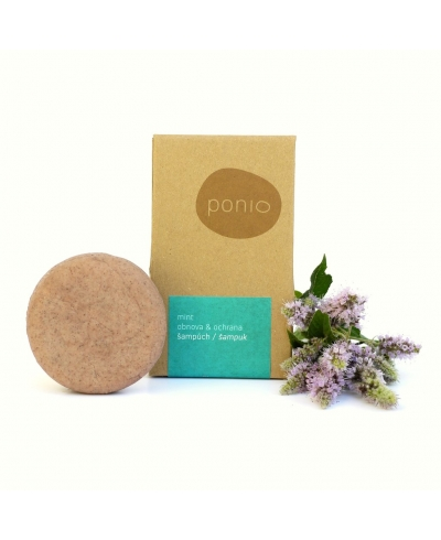 Mint - šampúch na obnovu a ochranu