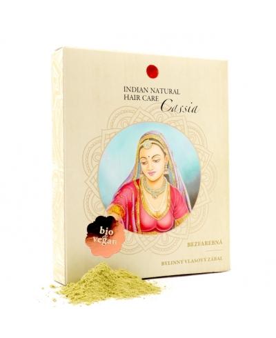 Cassia - bezfarebná henna Indian natural Hair Care