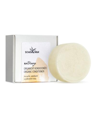 Tuhý kondicionér na suché a poškodené vlasy - Nutrieeze Soaphoria