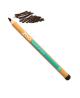 Ceruzka na oči/obočie 552 Dark Brown ZAO