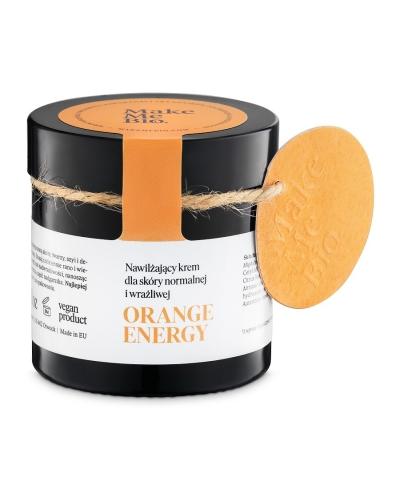 Hydratačný krém Orange energy