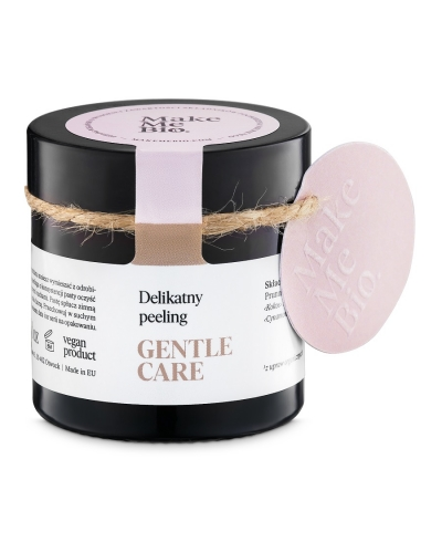 Jemný pleťový peeling Gentle care