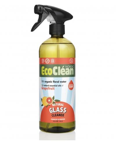 Čistič okien a skiel Ecoclean