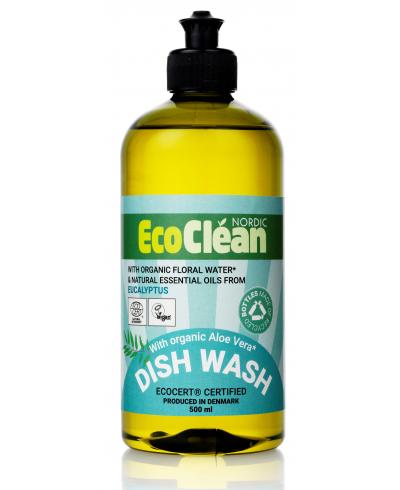 Prostriedok na umývanie riadu Eukalyptus