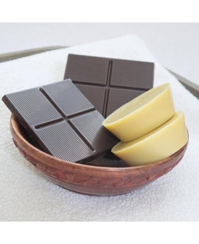 Kakaová masážna kocka