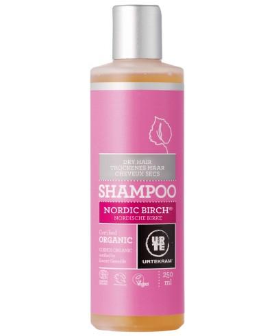 Šampón pre suché vlasy so severskou brezou
