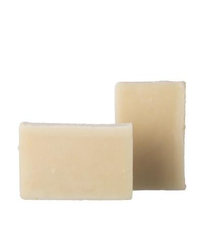 Caolinite - mydlo s bielym ílom