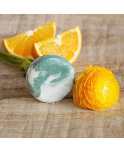Pomaranč a eukalyptus 60g - žihľavový šampúch