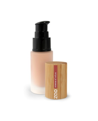 Hodvábny tekutý make-up 714 Natural Beige ZAO