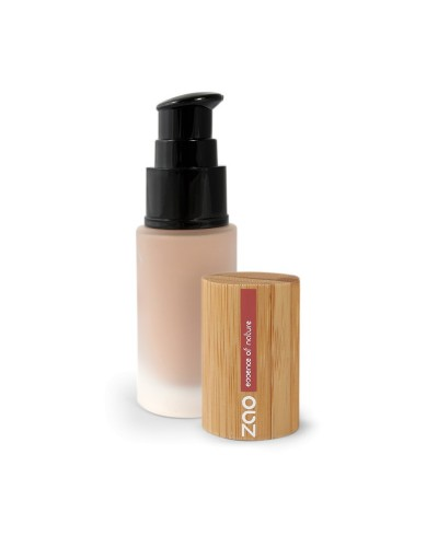 Hodvábny tekutý make-up 704 Neutral ZAO