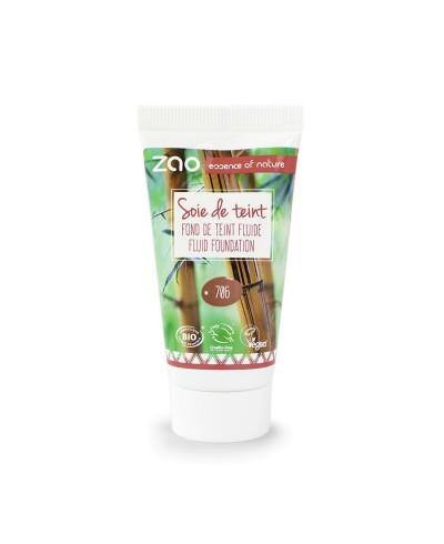 Hodvábny tekutý make-up 706 Chocolate Náplň ZAO
