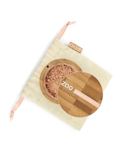 Hodvábny minerálny make-up 505 Coffee Beige