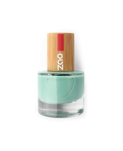 Lak na nechty 660 Aquamarine ZAO