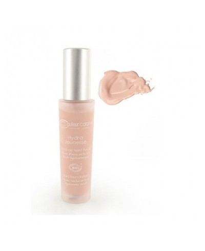Hydratačný make-up pre zrelú pleť 22 Rosy Beige