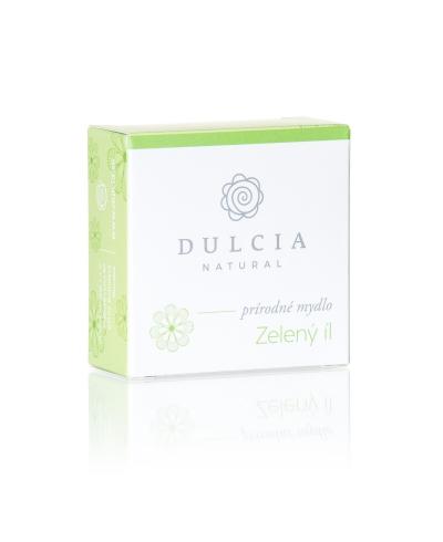 Mydlo Zelený íl Dulcia